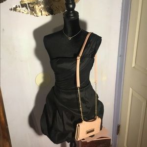 Windsor fitted one strap date night dress